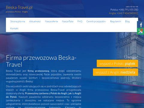 Beska-travel.pl bus do Anglii
