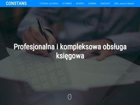 Bdeconstans.pl biuro rachunkowe