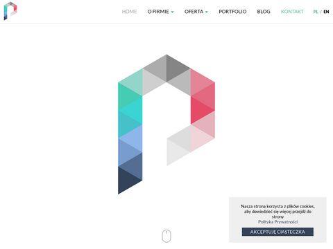 Bypixel.pl strony internetowe