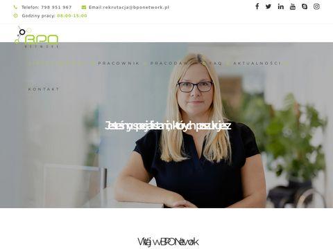 Bponetwork.pl rekrutacja pracowników