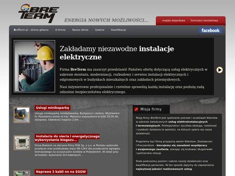Breterm.pl elektryk Piła