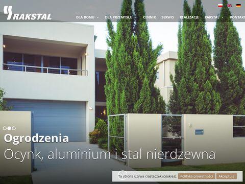 Rakstal bramy i ogrodzenia z Krakowa