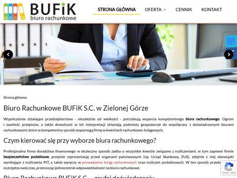 Bufik-zg.pl biuro rachunkowe
