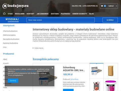 Chemia Budowlana - Budujmy.eu