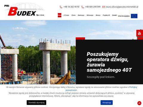 Budex-sikora.pl budowa mostów