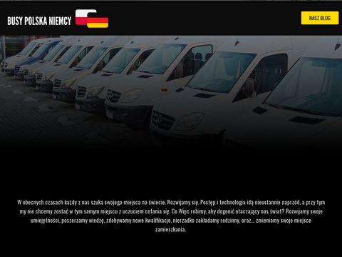 Busy-polska-niemcy.com.pl krajowe przewozy osobowe