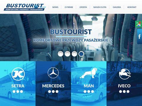 Bustourist przewozy autobusowe
