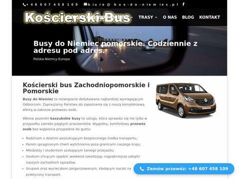 Bus-do-niemiec.pl grupy indywidualne