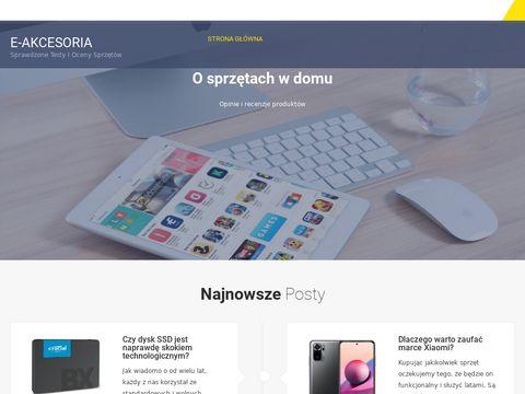 E-akcesoria.com - sklep internetowy