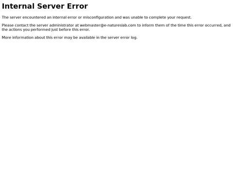 E-natureslab.com
