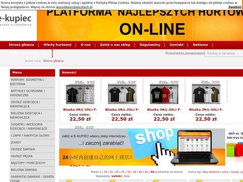 Platforma hurtowni internetowych Wólka Kosowska