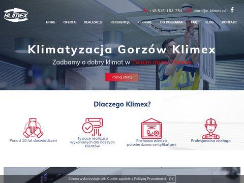 E-klimex.pl pompy ciepła