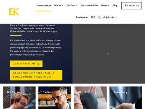 E-kancelaria.com - windykacja należności