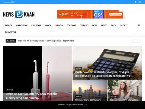 E-kaan.pl - odzież dla dzieci