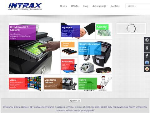 Intrax urządzenia wielofunkcyjne