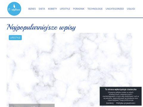E-stylowi.pl - buty Adidas