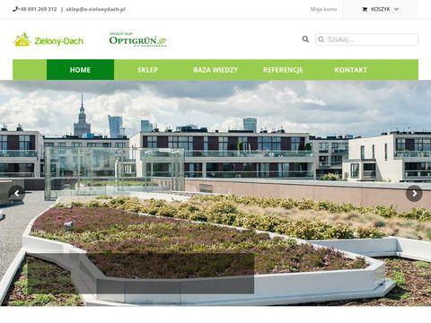 E-zielonydach.pl - gwarancja jakości