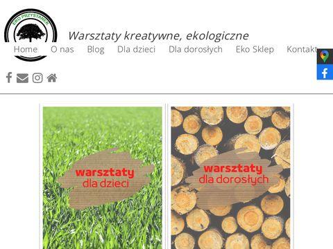 Ekoprzystanek.pl szkolenia