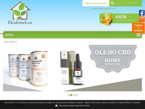 Ekodomek.eu kosmetyki organiczne
