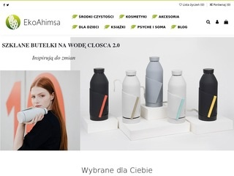 Ekoahimsa.pl sklep ekologiczny