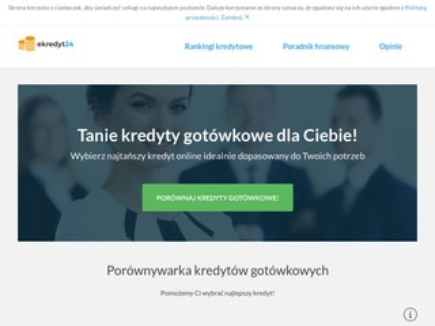Ekredyt24.com.pl online