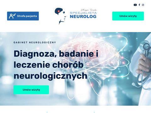 Emg-neurolog.pl - pracownia