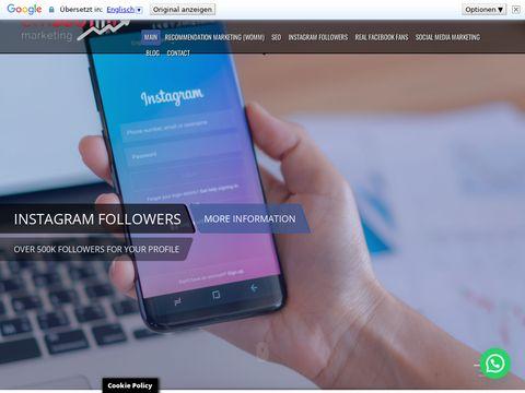 Emseo Marketing - pozycjonowanie stron Warszawa