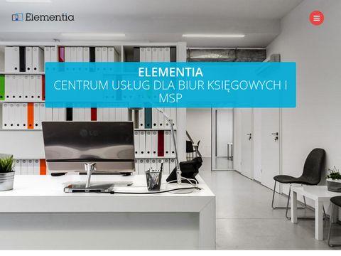 Elementia.plo oprogramowanie OCR do skanowania
