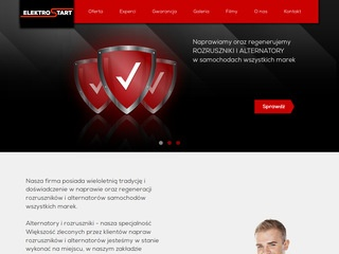 Elektrostart.pl - alternatory i rozruszniki