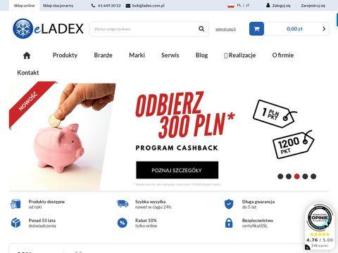 Krajalnice - witryny chłodnicze - sklep eLADEX