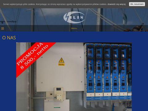 F.W. Elin - Produkcja rozdzielnic, Sprzedaż artykułów elektrycznych