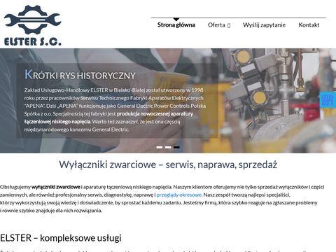 Elster-apena.com.pl serwis wyłączników ds