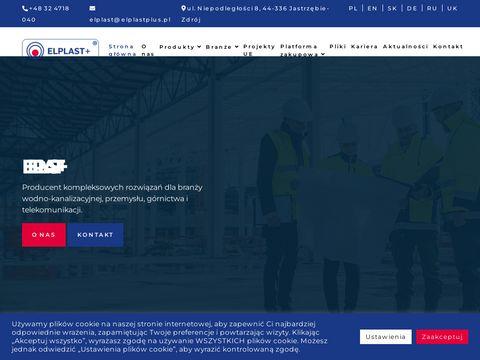 Elplastplus.pl producent rur
