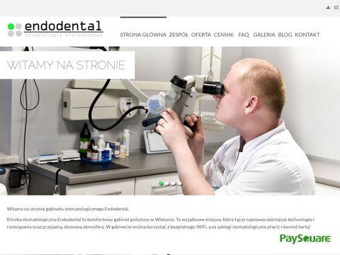 Leczenie kanałowe pod mikroskopem Łódź