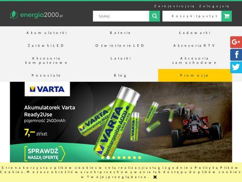 Energia2000.pl prostownik cyfrowy