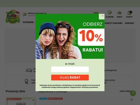 Enaturalnie.pl - sklep ekologiczny