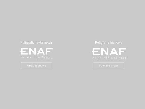 ENAF Sp. z o.o. drukarnia