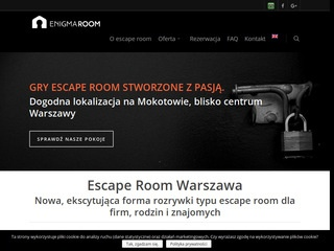 Enigma Room