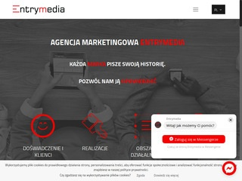 Entrymedia - agencja reklamowa