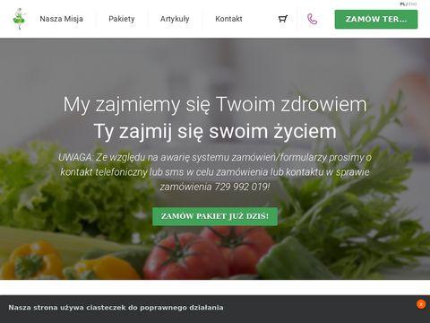 Eatsme.pl zdrowy catering Warszawa