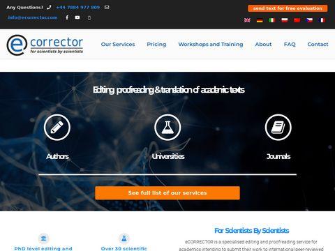 Ecorrector.com