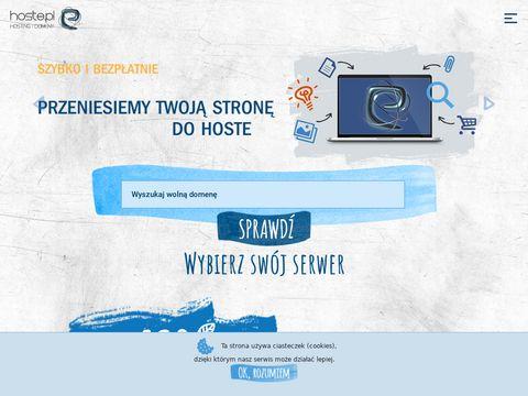 Ecohost.pl tani hosting dla Ciebie i Twojej firmy