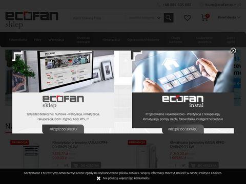Ecofanet.com.pl wentylacje