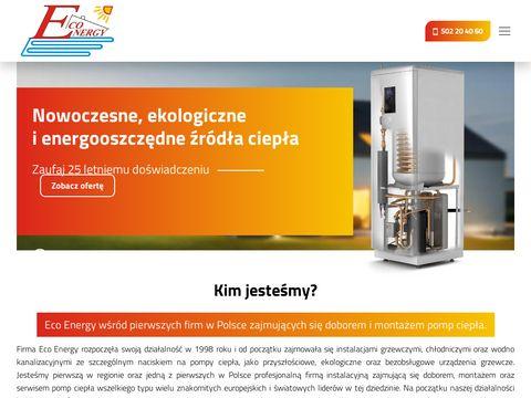 Ecoenergy.com.pl - pompy ciepła