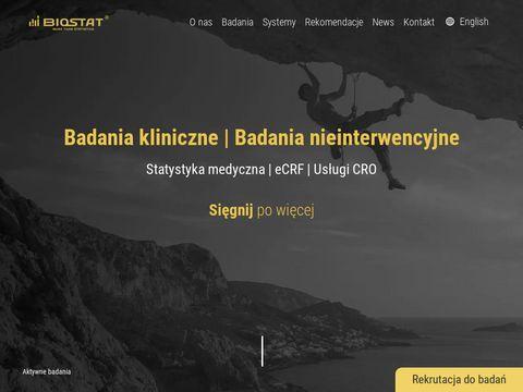 Ebiostat.pl najwyższa jakość usług medical market