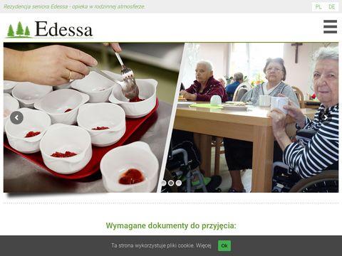 Edessa.pl dom seniora