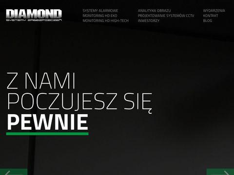 Ediamond.eu - zakładanie kamer monitorujących