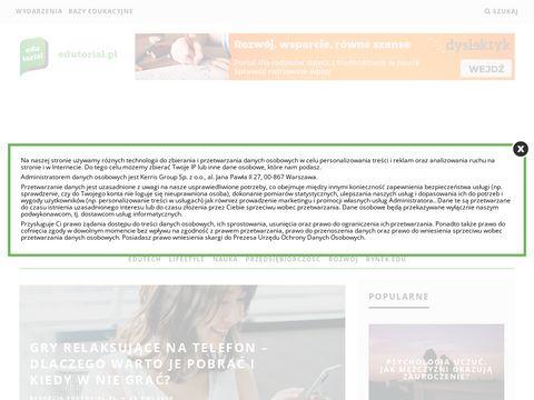 Edutorial.pl blog edukacyjny