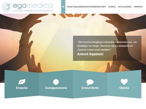 Egomedica.pl - psychoterapia w Częstochowie