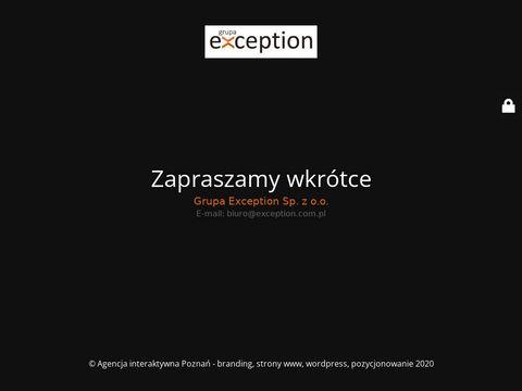 Grupa Exception agencja interaktywna